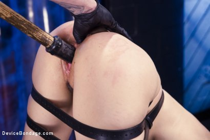 Photo number 10 from Breaking Ingrid Mouth shot for Device Bondage on Kink.com. Featuring Ingrid Mouth in hardcore BDSM & Fetish porn.