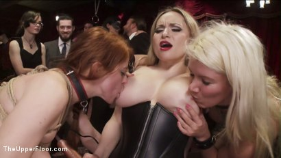 Photo number 14 from Come Shot Orgy on the Upper Floor shot for The Upper Floor on Kink.com. Featuring Penny Pax, Marco Banderas, Aiden Starr and Layla Price in hardcore BDSM & Fetish porn.