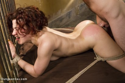 Photo number 7 from Ingrid Likes it Rough shot for Dungeon Sex on Kink.com. Featuring Christian Wilde and Ingrid Mouth in hardcore BDSM & Fetish porn.