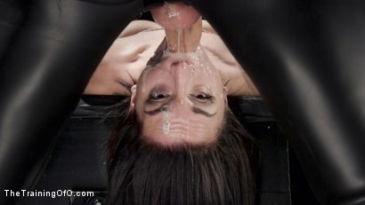 Photo number 7 from No Whining: Gabbriella Day Two shot for The Training Of O on Kink.com. Featuring Gabriella Paltrova and Owen Gray in hardcore BDSM & Fetish porn.