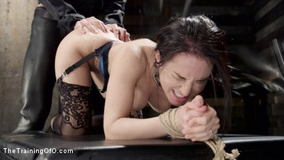 Photo number 14 from No Whining: Gabbriella Day Two shot for The Training Of O on Kink.com. Featuring Gabriella Paltrova and Owen Gray in hardcore BDSM & Fetish porn.