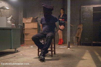 Photo number 15 from Rebel Grind - The Future Is Fucked shot for Sex And Submission on Kink.com. Featuring Dani Daniels and Tommy Pistol in hardcore BDSM & Fetish porn.