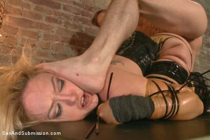 Photo number 29 from Revenge of the Gimp - Payback's a Bitch! shot for Sex And Submission on Kink.com. Featuring Dee Williams and Bill Bailey in hardcore BDSM & Fetish porn.
