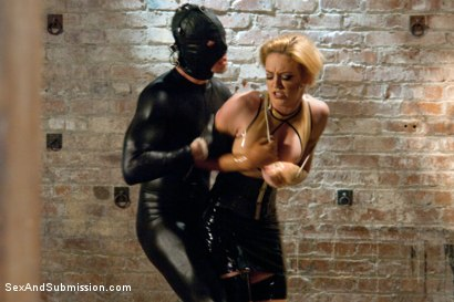 Photo number 4 from Revenge of the Gimp - Payback's a Bitch! shot for Sex And Submission on Kink.com. Featuring Dee Williams and Bill Bailey in hardcore BDSM & Fetish porn.
