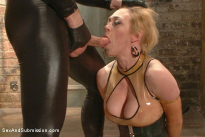 Photo number 9 from Revenge of the Gimp - Payback's a Bitch! shot for Sex And Submission on Kink.com. Featuring Dee Williams and Bill Bailey in hardcore BDSM & Fetish porn.