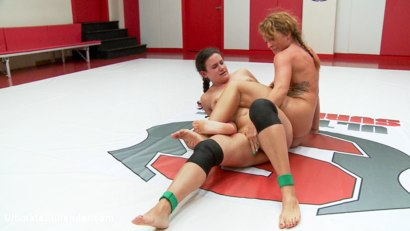 Photo number 8 from Penny Barber wants to squash a rookie. This rookie wont go down easy shot for Ultimate Surrender on Kink.com. Featuring Savannah Fox and Penny Barber in hardcore BDSM & Fetish porn.