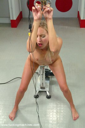 Photo number 12 from Angel Long shot for Fucking Machines on Kink.com. Featuring Angel Long in hardcore BDSM & Fetish porn.