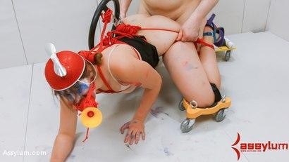 sexy rothaarige mutter