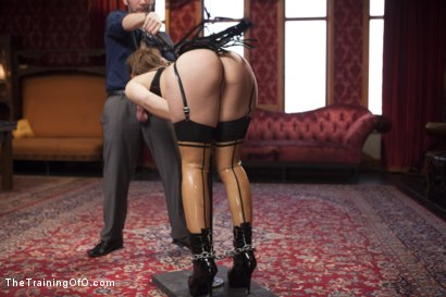 Photo number 13 from Don't You Fucking Cry! shot for The Training Of O on Kink.com. Featuring Dani Daniels and Tommy Pistol in hardcore BDSM & Fetish porn.