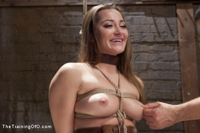 Photo number 7 from Don't You Fucking Cry! shot for The Training Of O on Kink.com. Featuring Dani Daniels and Tommy Pistol in hardcore BDSM & Fetish porn.