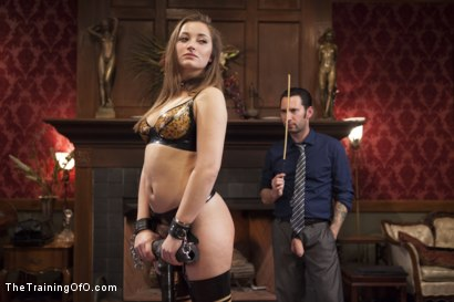 Photo number 1 from Don't You Fucking Cry! shot for The Training Of O on Kink.com. Featuring Dani Daniels and Tommy Pistol in hardcore BDSM & Fetish porn.