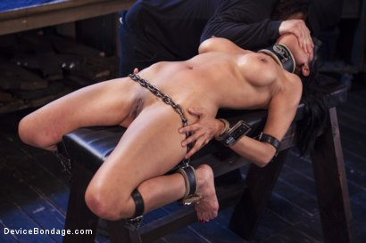 Photo number 12 from Betraying Beretta James shot for Device Bondage on Kink.com. Featuring Orlando and Beretta James in hardcore BDSM & Fetish porn.