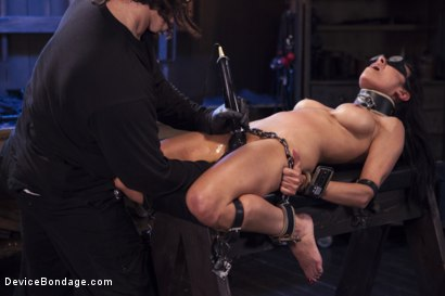 Photo number 9 from Betraying Beretta James shot for Device Bondage on Kink.com. Featuring Orlando and Beretta James in hardcore BDSM & Fetish porn.