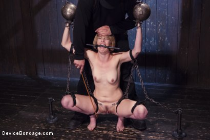 Photo number 15 from Submitting to the Pain shot for Device Bondage on Kink.com. Featuring Orlando and Kay Kardia in hardcore BDSM & Fetish porn.