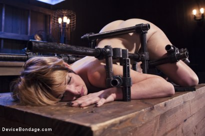 Photo number 10 from Submitting to the Pain shot for Device Bondage on Kink.com. Featuring Orlando and Kay Kardia in hardcore BDSM & Fetish porn.