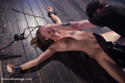 Photo number 13 from Afraid of the Dark shot for Device Bondage on Kink.com. Featuring Roxanne Rae in hardcore BDSM & Fetish porn.