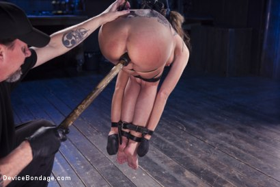 Photo number 9 from Afraid of the Dark shot for Device Bondage on Kink.com. Featuring Roxanne Rae in hardcore BDSM & Fetish porn.
