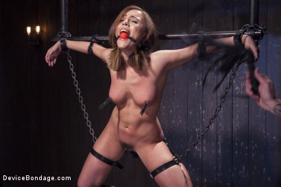 Photo number 3 from Afraid of the Dark shot for Device Bondage on Kink.com. Featuring Roxanne Rae in hardcore BDSM & Fetish porn.