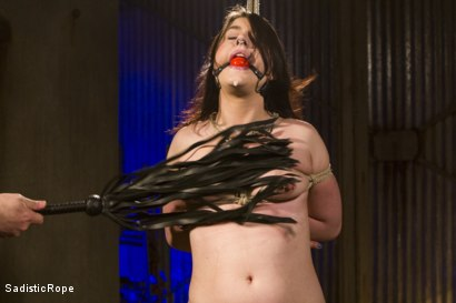 Photo number 11 from Bring on the Pain! shot for Sadistic Rope on Kink.com. Featuring Katharine Cane in hardcore BDSM & Fetish porn.