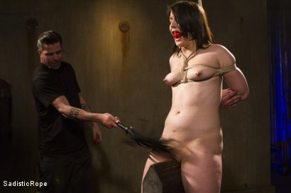 Photo number 13 from Bring on the Pain! shot for Sadistic Rope on Kink.com. Featuring Katharine Cane in hardcore BDSM & Fetish porn.