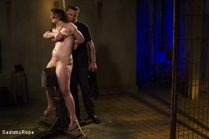 Photo number 12 from Bring on the Pain! shot for Sadistic Rope on Kink.com. Featuring Katharine Cane in hardcore BDSM & Fetish porn.