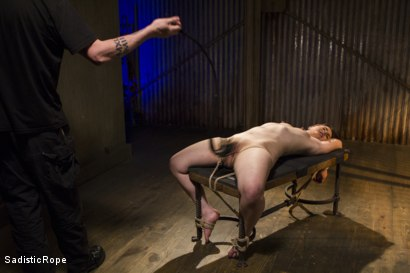 Photo number 9 from Bring on the Pain! shot for Sadistic Rope on Kink.com. Featuring Katharine Cane in hardcore BDSM & Fetish porn.
