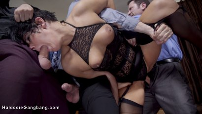 Photo number 19 from Cum Face Office Bitch Begs for Hard Corporate Fuck Fest! shot for Hardcore Gangbang on Kink.com. Featuring Rose Rhapsody, Bill Bailey, Tommy Pistol, Astral Dust, Bradley Remington  and John Strong in hardcore BDSM & Fetish porn.