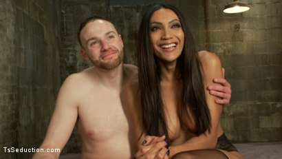 Photo number 10 from All For You: A Pleasure-Filled POV Punishment! shot for TS Seduction on Kink.com. Featuring Jimmy Bullet and Yasmin Lee in hardcore BDSM & Fetish porn.