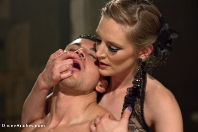 Photo number 8 from Like A Rat In A Cage shot for Divine Bitches on Kink.com. Featuring Daisy Ducati, Mona Wales and Alejandro in hardcore BDSM & Fetish porn.