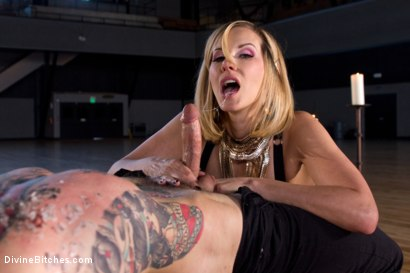 Photo number 5 from A Devoted Man: Real Love, Real Consent, Real Kink shot for Divine Bitches on Kink.com. Featuring Maitresse Madeline Marlowe  and Will Havoc in hardcore BDSM & Fetish porn.
