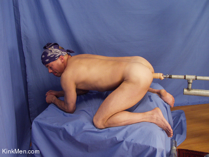 Photo number 8 from Sam Ritter shot for buttmachineboys on Kink.com. Featuring Sam Ritter in hardcore BDSM & Fetish porn.