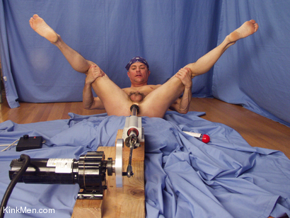 Photo number 15 from Sam Ritter shot for buttmachineboys on Kink.com. Featuring Sam Ritter in hardcore BDSM & Fetish porn.