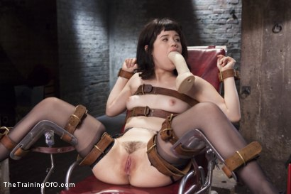 Photo number 2 from The Trouble with Yhivi shot for The Training Of O on Kink.com. Featuring Yhivi and Owen Gray in hardcore BDSM & Fetish porn.