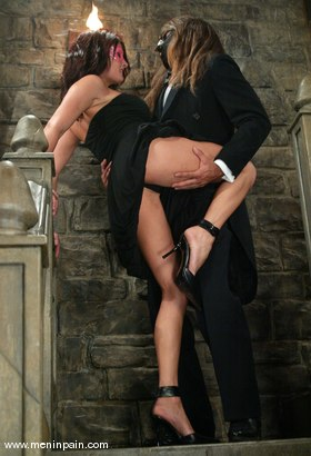 Photo number 1 from Tory Lane and Phantom shot for Men In Pain on Kink.com. Featuring Tory Lane and Phantom in hardcore BDSM & Fetish porn.