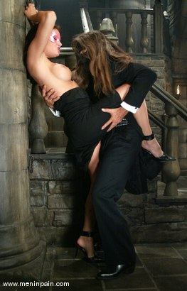 Photo number 3 from Tory Lane and Phantom shot for Men In Pain on Kink.com. Featuring Tory Lane and Phantom in hardcore BDSM & Fetish porn.