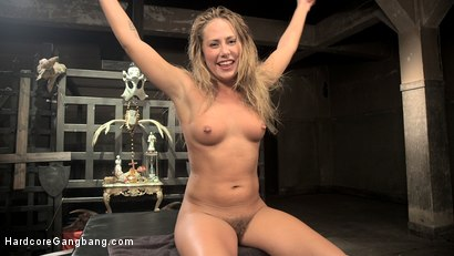 Photo number 9 from The Satanic Virgin Sacrifice Of Carter Cruise shot for Hardcore Gangbang on Kink.com. Featuring Carter Cruise, John Strong, Bill Bailey, Astral Dust, Owen Gray and Tommy Pistol in hardcore BDSM & Fetish porn.
