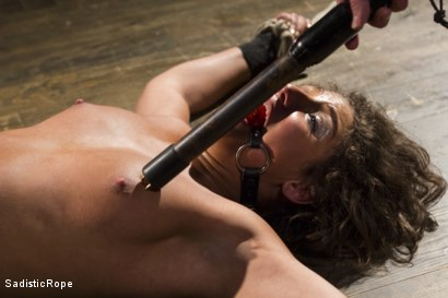 Photo number 8 from Not for the Faint of Heart - EXTREME BRUTALITY!!!! shot for Sadistic Rope on Kink.com. Featuring Abella Danger in hardcore BDSM & Fetish porn.