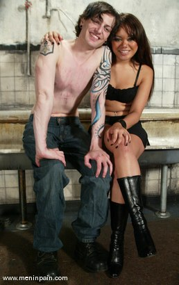 Photo number 15 from Annie Cruz and Judas shot for Men In Pain on Kink.com. Featuring Annie Cruz and Judass in hardcore BDSM & Fetish porn.