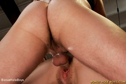 Photo number 7 from Southern FTM leather boy serves his Daddy shot for Bonus Hole Boys on Kink.com. Featuring Memphis Bradley and Israel Oka in hardcore BDSM & Fetish porn.