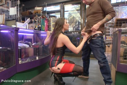 Photo number 4 from Casey Calvert Horny Anal Slut Strolls the Streets of San Francisco  shot for Public Disgrace on Kink.com. Featuring Steve Holmes, Casey Calvert  and Tommy Pistol in hardcore BDSM & Fetish porn.