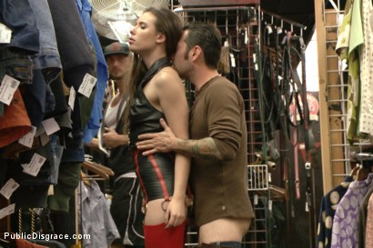 Photo number 5 from Casey Calvert Horny Anal Slut Strolls the Streets of San Francisco  shot for Public Disgrace on Kink.com. Featuring Steve Holmes, Casey Calvert  and Tommy Pistol in hardcore BDSM & Fetish porn.
