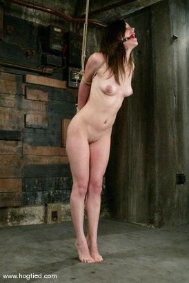 Photo number 4 from Bobbi Starr shot for Hogtied on Kink.com. Featuring Bobbi Starr in hardcore BDSM & Fetish porn.