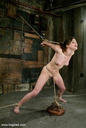 Photo number 9 from Bobbi Starr shot for Hogtied on Kink.com. Featuring Bobbi Starr in hardcore BDSM & Fetish porn.