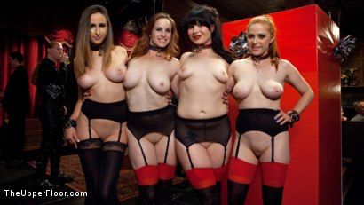 Photo number 1 from Hardcore Anal Celebration of Sexual Service shot for The Upper Floor on Kink.com. Featuring Ashley Adams, Seth Gamble, Bella Rossi, Siouxsie Q, Mickey Mod and Penny Pax in hardcore BDSM & Fetish porn.