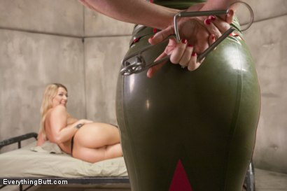 Photo number 9 from Simone Sonay is making an Army of Anal Soldiers and needs Jenna Ashley's ASS shot for Everything Butt on Kink.com. Featuring Simone Sonay and Jenna Ashley in hardcore BDSM & Fetish porn.