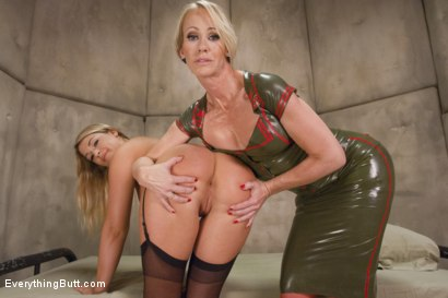 Photo number 2 from Simone Sonay is making an Army of Anal Soldiers and needs Jenna Ashley's ASS shot for Everything Butt on Kink.com. Featuring Simone Sonay and Jenna Ashley in hardcore BDSM & Fetish porn.