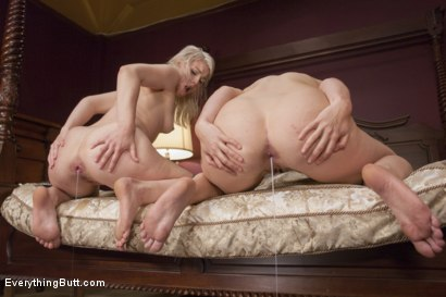 Photo number 10 from Two Cow Girls get treated like filthy animals by Aiden Starr shot for Everything Butt on Kink.com. Featuring Aiden Starr, Jodi Taylor and Ella Nova in hardcore BDSM & Fetish porn.