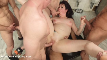 Photo number 15 from Whore's On First: Siouxsie Q Runs Double Play Through Every Base! shot for Hardcore Gangbang on Kink.com. Featuring Siouxsie Q, Karlo Karrera, Mickey Mod, Owen Gray, John Strong and Michael Vegas in hardcore BDSM & Fetish porn.