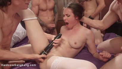 Photo number 8 from Not Another Porno! Horny Schoolgirl PLOWED by Thick Porn-Fantasy Cocks shot for Hardcore Gangbang on Kink.com. Featuring Casey Calvert , John Strong, Owen Gray, Astral Dust, Bill Bailey and Gage Sin in hardcore BDSM & Fetish porn.