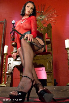 Photo number 1 from A Perfect Punishment! shot for TS Seduction on Kink.com. Featuring Morgan Bailey and Alexander Gustavo in hardcore BDSM & Fetish porn.